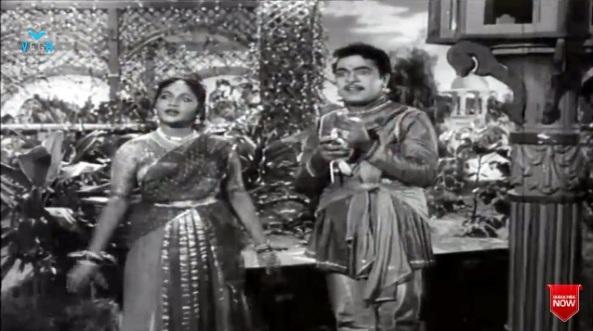 A.Karunanidhi-TP.Muthulakshmi-Sarangadhara 1958-1