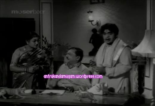 A.Karunanidhi-TS.Balaiah-TP.Muthulakshmi-AVAN PITHANA 1966-