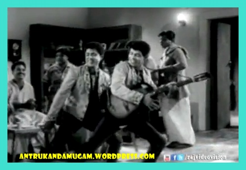 A.Veerappan-Nagesh-Ponnu Maappillai-1966
