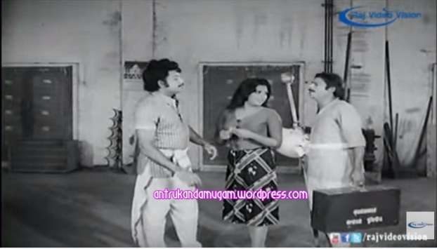 Aisary Velan-Sripriya-Vijayakumar-Mangudi Minor 1978-