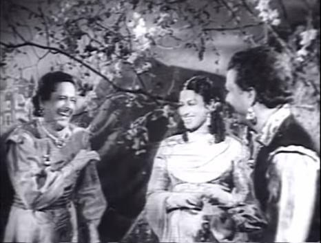 K.Sarangkapani-TR.Rajakumari-TR.Mahalingam -Ithaya Geetham 1950-1