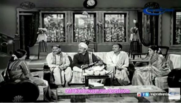 Karikkol Raj-SV.Subbaiah-Padmini-K.Sarangkapani-Mangayar Thilagam 1955-