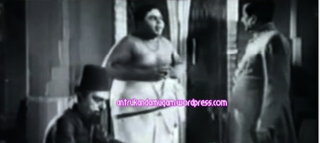 MR.Swaminathan-MS.Karuppaiah-K.Sarangkapani-Andhaman Kaidhi 1952-
