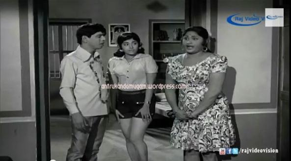 NAGESH-VIJAYACHANDRIKA-KANTHIMATHI-Mappillai Azhaippu 1972-