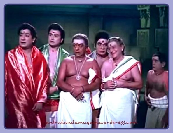 PD.Sambantham-TS.Balaiah-A.Karunanidhi-Sivaji-AVM.Rajan-Thillana Mohanambal 1969-