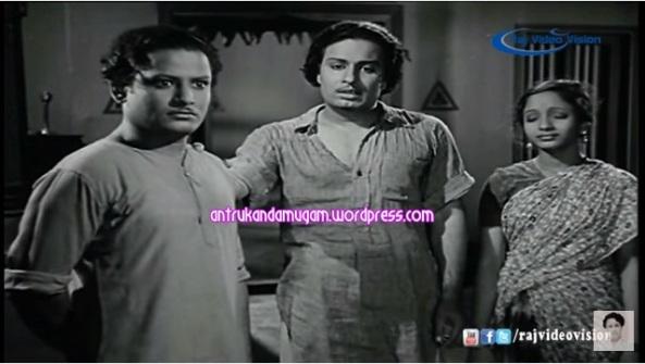 PV.Narasimha Bharathi-MGR-EV.Saroja-En Thangai 1952-