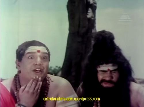 Usilaimoni-S.Ramarao-Aathi Parasakthi 1971-