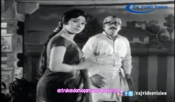 Vijayakumari-VS.Raghavan-Deiva Sankalpam 1972-