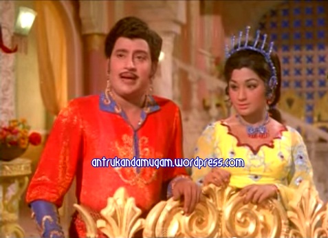 Subha-Ravichandran -Baghdad Perazhagi 1973-