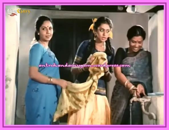 Kokila-Kutti Padmini-Shobana -Mallu Vetti Minor 1980-