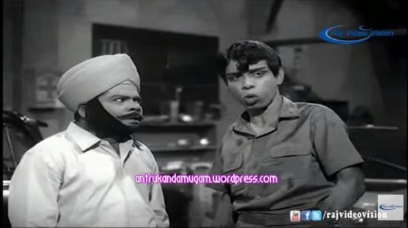Nambirajan-Nagesh-Deiviga Uravu 1968 -1